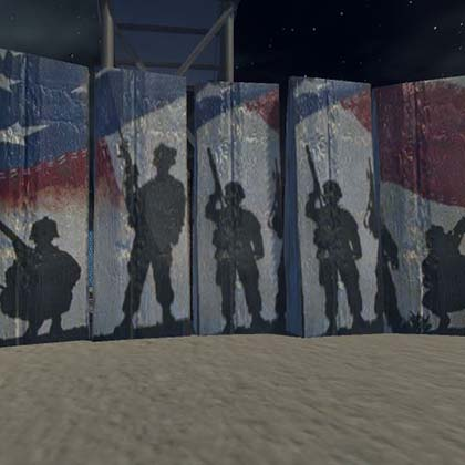 Ghosts of Camp X - Art 06
