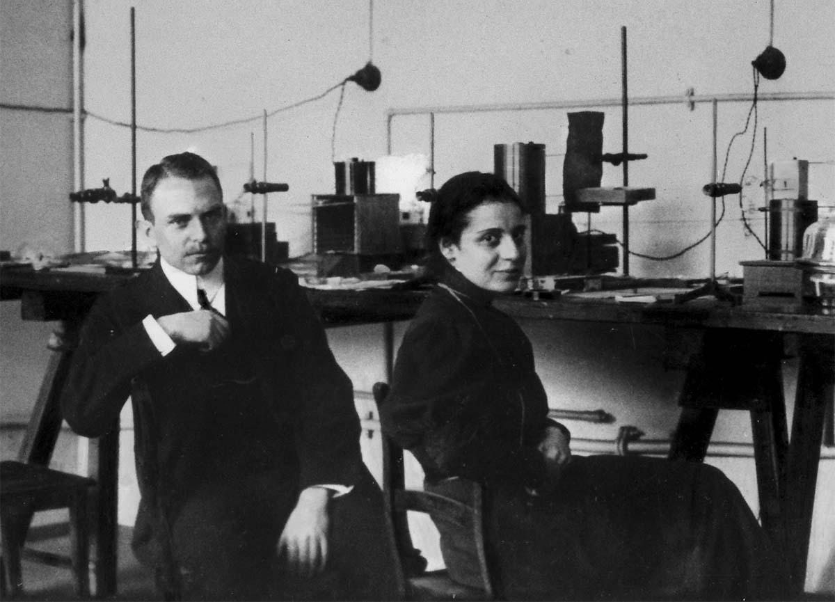 Lise Meitner, Otto Frisch