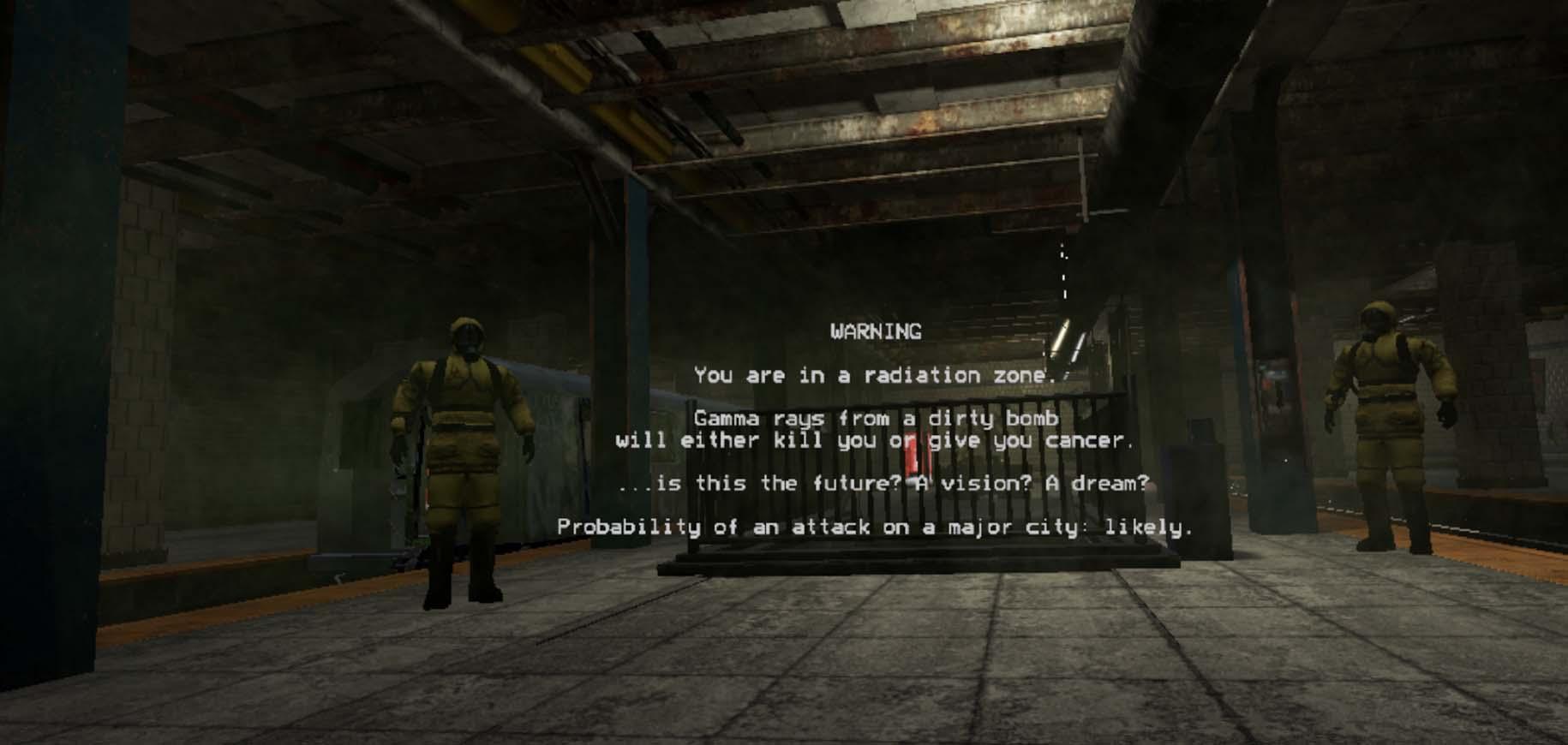 Scene 1: Subway