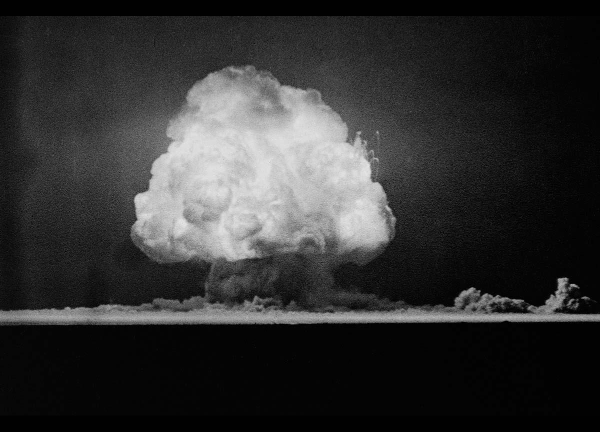 Trinity A-Bomb Test
